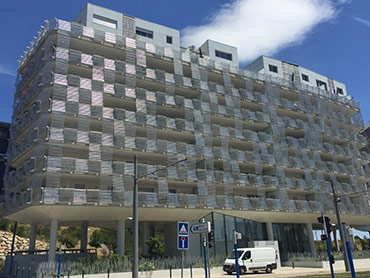 whole building EOS Montpellier