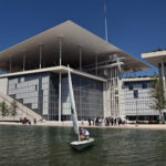 Stavros Niarchos Foundation Cultural Centre in Athens