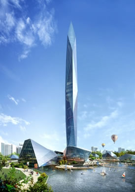 Torre Invisible Seoul