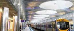 Codina Architectural Britomart Station Metal Mesh