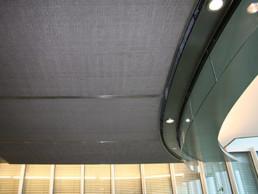 Codina Architectural Adia Headquarters abu dhabi Metal Mesh