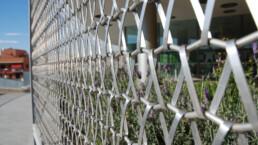 Codina Architectural Singuerlin Library Metal Mesh