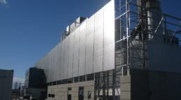 Codina Architectural BBrobeck plant in Oslo Metal Mesh