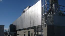 Codina Architectural Brobeck Plant Metal Mesh