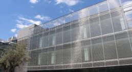 Codina Architectural Charmex Building Metal Mesh