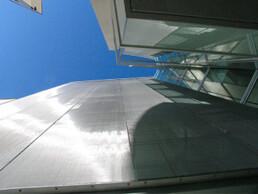 Codina Architectural Arts School in Lleida Metal Mesh