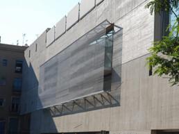Codina Architectural Filmoteca de Cataluña Metal Mesh