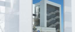 Codina Architectural cascais hospital Metal Mesh