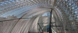 Codina Architectural Halles Sete Metal Mesh