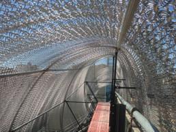 Codina Architectural Hales Market Sete Metal Mesh