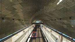 Codina Architectural Barcelona underground Station Metal Mesh