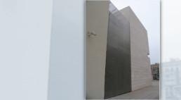 Codina Architectural Diocesa museum in Lleida Metal Mesh