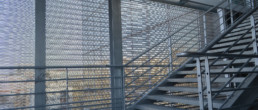 Codina Architectural neuilly Stairs Metal Mesh