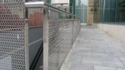 Codina Architectural Parking Adif Metal Mesh