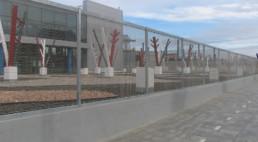 Codina Architectural Adif Lleida Parking Metal Mesh