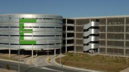 Codina Architectural Parquing Barajas Metal Mesh