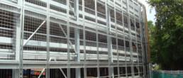 Codina Architectural parking bourne Metal Mesh