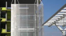 Codina Architectural Abengoa Headquarters Metal Mesh