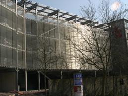 Codina Architectural Hierba Stand Metal Mesh