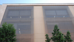 Codina Architectural Barcelona University Metal Mesh