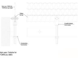 Codina Architectural T-I30 Metal Mesh