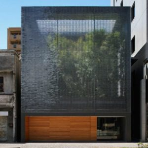 Optical Glass House by Hiroshi Nakamura & NAP Architects01