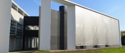 Codina Architectural Chambre de commerce Metal Mesh