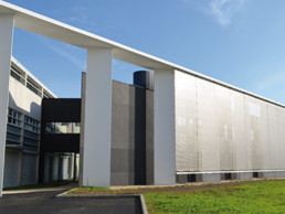 Codina Architectural University in Barcelona Metal Mesh