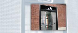 Codina ArchitecturalOriol Balaguer Shop Metal Mesh