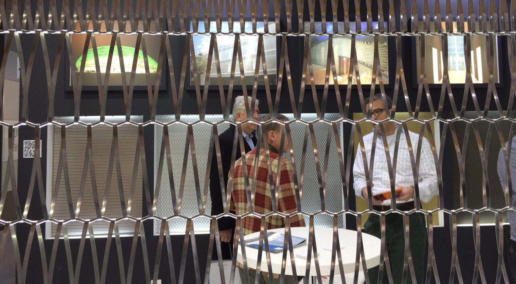 BAU Fair 2015 Codina Metal
