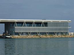 Codina Architectural Balearia Terminal Metal Mesh
