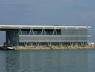 Nueva terminal marítima Balearia - Denia (España) projects Codina Metal
