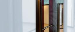 ThyssenKrupp Elevator Frankfurt Airport's Alpha Rotex by Codina Metal