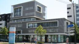 Codina Architectural Icade Illot Kurvau-Routedu Rhin Strasbourg France Metal Mesh