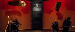 Codina Architectural Opera Orpheus Metal Mesh