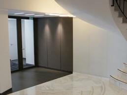 Codina Architectural Paris Office Interiors Metal Mesh