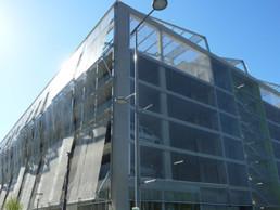 Codina Architectural bankerham hotel  Metal Mesh