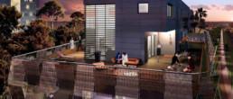 Codina Architectural L5 Barcdelona subway station Metal Mesh