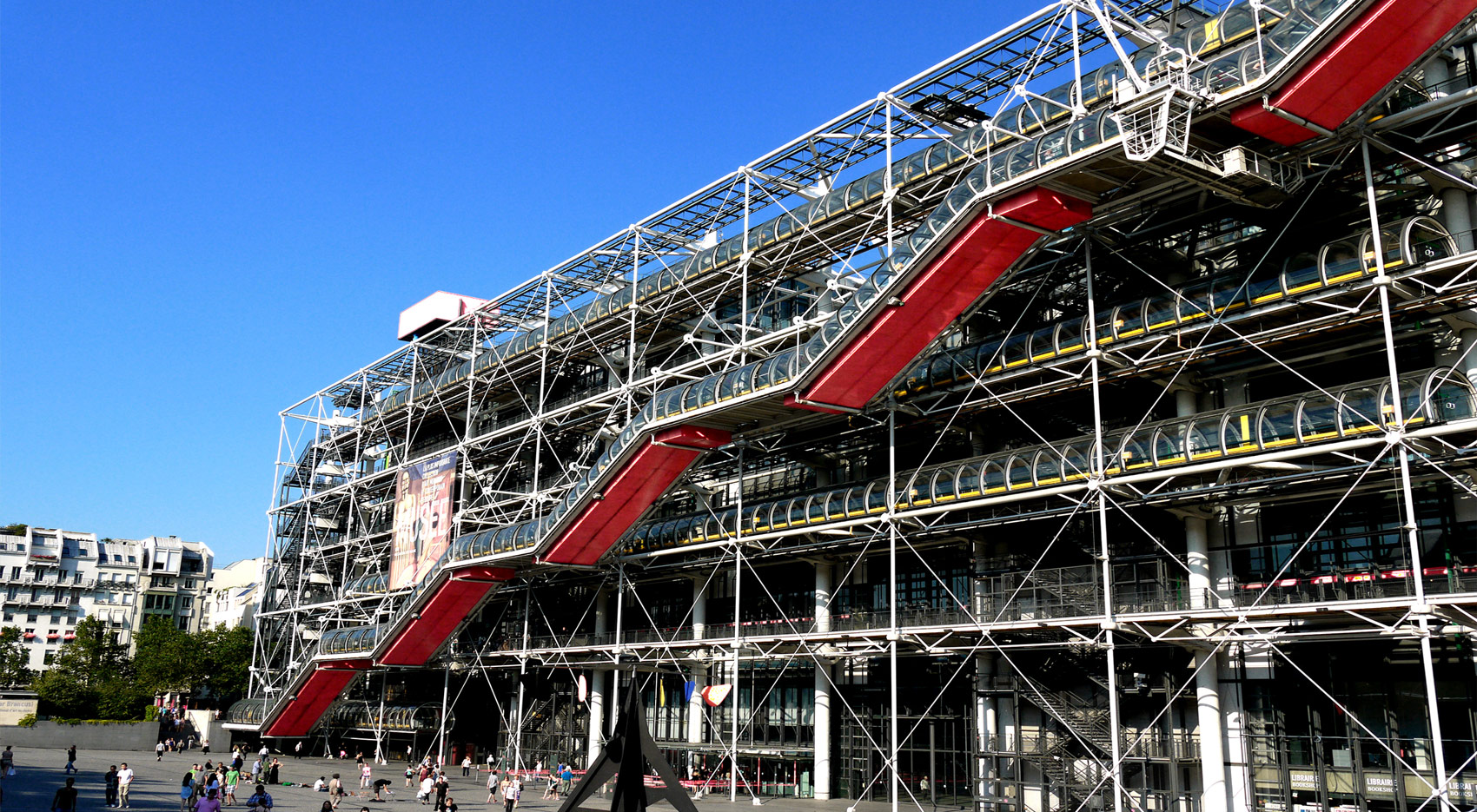 Centre Pmpidou Paris