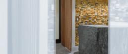 Codina Architectural Hotel Almhof Curtain Metal Mesh