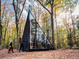 Codina Architectural CAbin Bjarke Metal Mesh