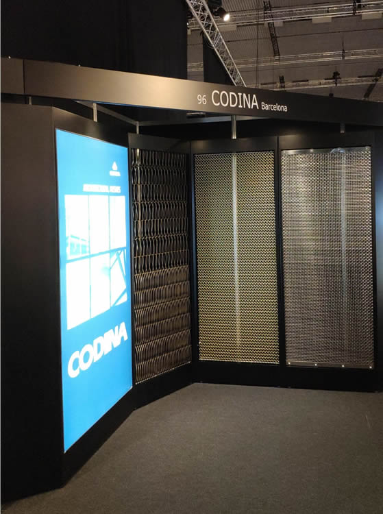 Le Stand de Codina dans Architect@Work Barcelona