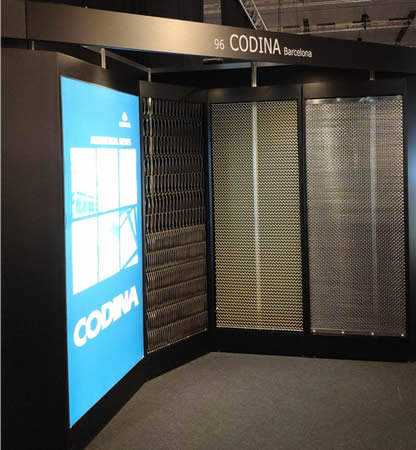 Stand de Codina en Architect@Work Barcelona