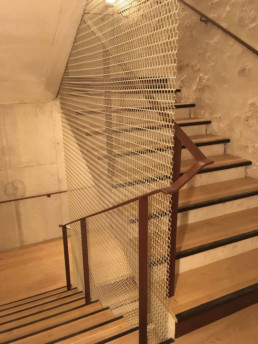 Codina Architectural stairs Metal Mesh