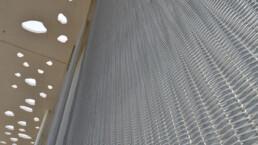 Codina Architectural Montpellier Medicine University Metal Mesh