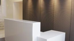 Codina Architectural Oficinas París metal mesh
