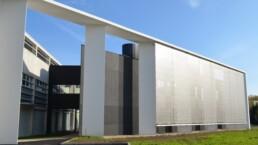 Codina Architectural Chambre de Commerce et d'Industrie metal mesh