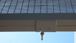 Codina Architectural Fachada Hospital Cascais metal mesh
