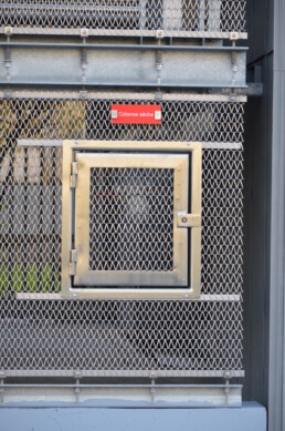 Codina Architectural Le Vermont metal mesh
