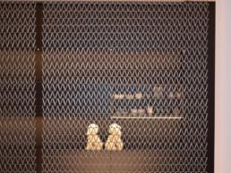 Apartamento en París Codina Architectural metal mesh